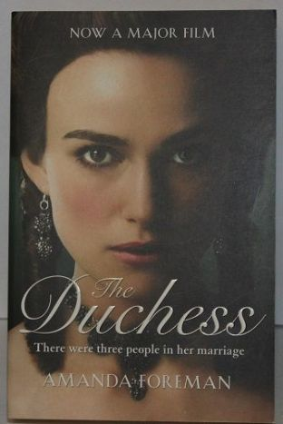 The Duchess by Amanda Foreman - 9780007285754